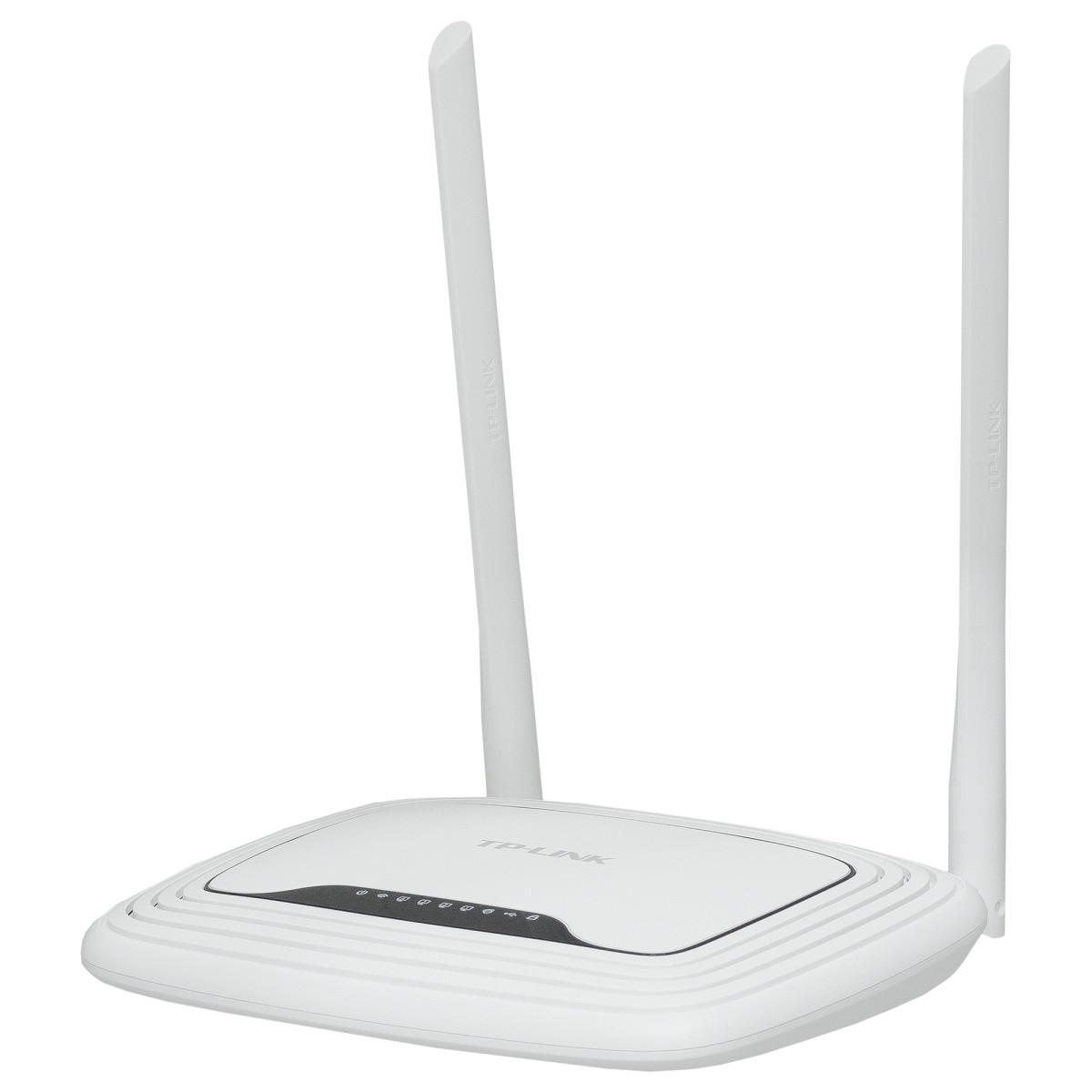 Wi-Fi роутер TP-LINK TL-WR842N 300 Мбит/с пластик цвет белый