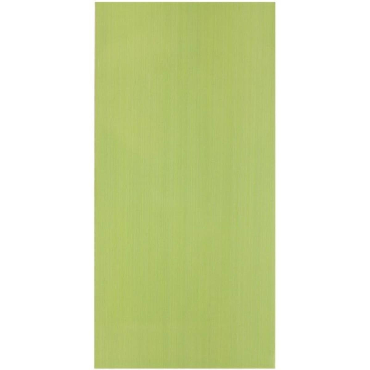 Плитка настенная Фрэска 20х40 см 1.2 м2 цвет салатовый