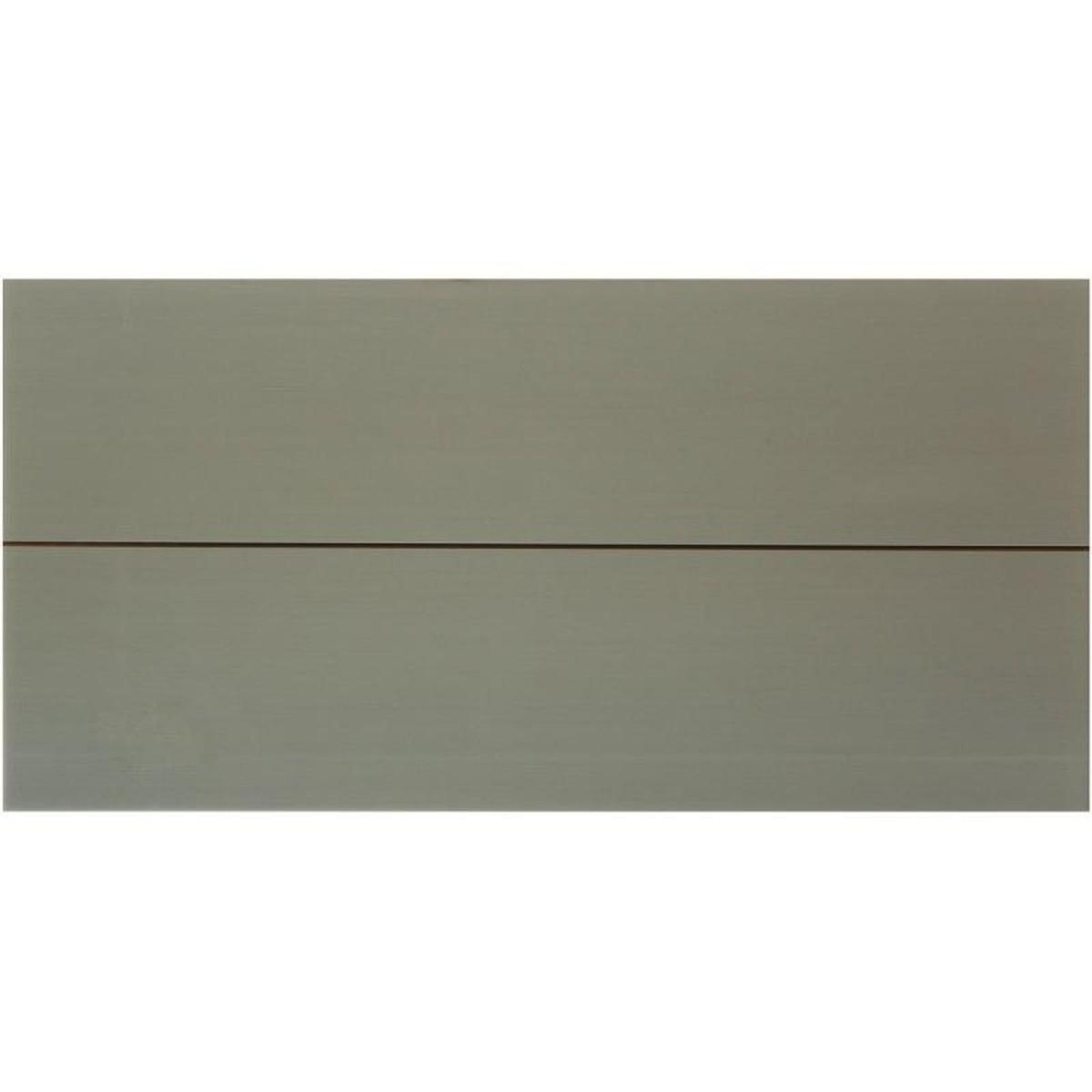 Декор «Фрэска 2» 20х40 см цвет белый