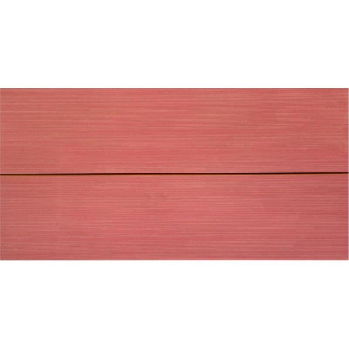 Вставка Фрэска 2 20х40 см цвет розовый