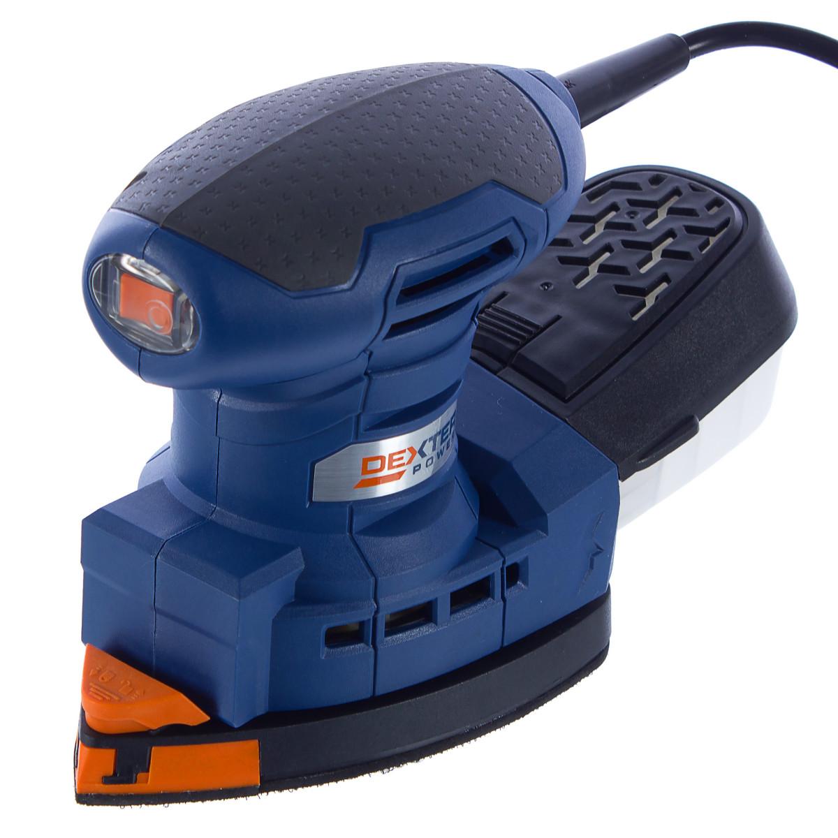 Дельташлифовальная Машина Dexter Power Pc180ms 180 Вт