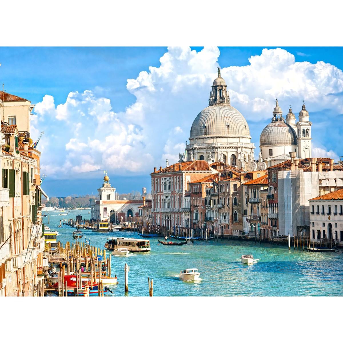 Фотообои флизелиновые «Венеция» 370х270 см