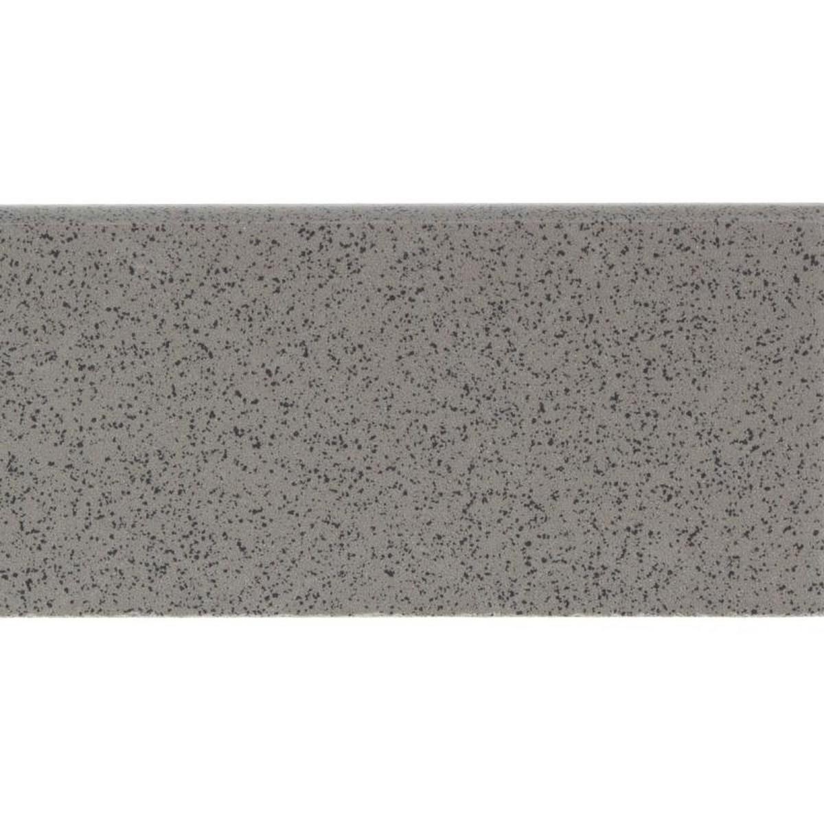 Плинтус неполированный EG12 7x30 см цвет серый