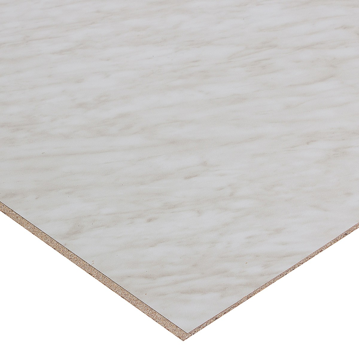 Стеновая панель №3014 60х0.6x300 см ДСП цвет мрамор каррара