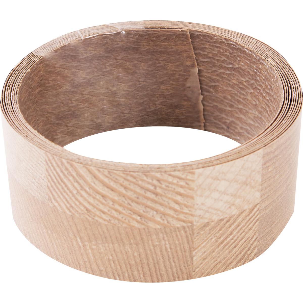 Кромка №2044 с клеем для столешницы 300х4.2 см цвет древесный брус