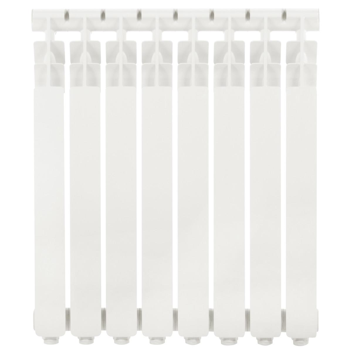 Радиатор 500/60 8 секций алюминий