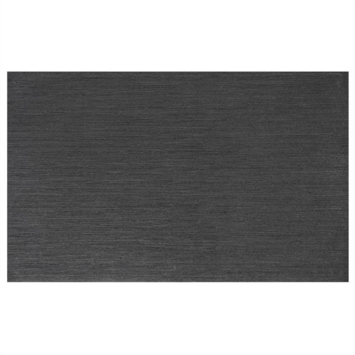 Плитка настенная Пиано 25х40 см 1.5 м2 цвет черный