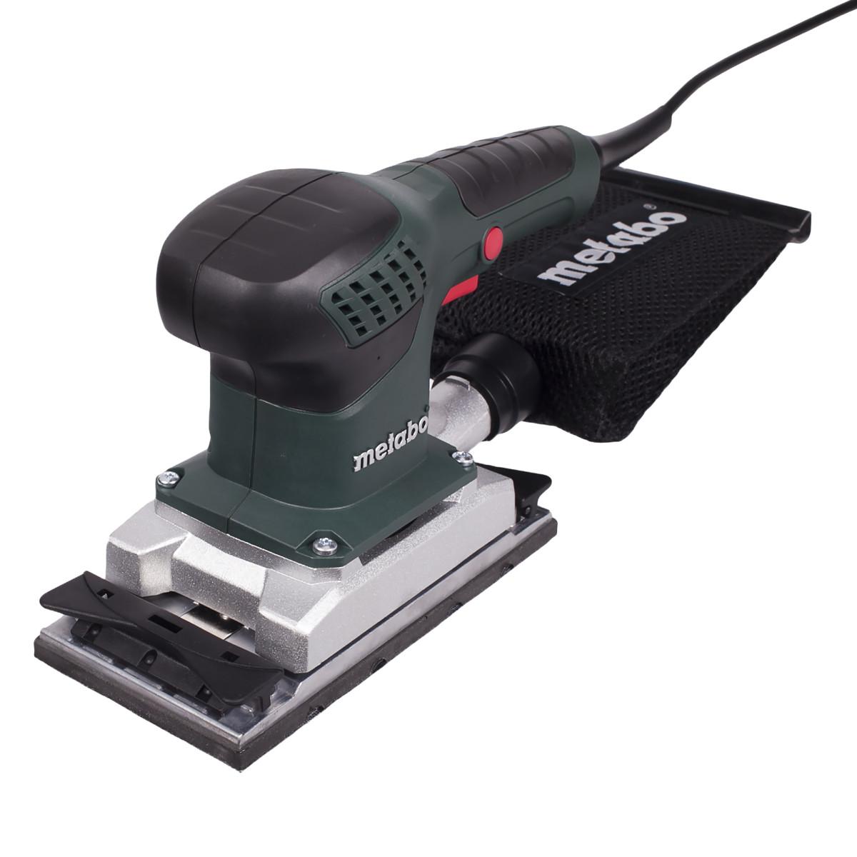 Вибрационная шлифовальная машина Metabo SR 2185 200 Вт 92х184 мм