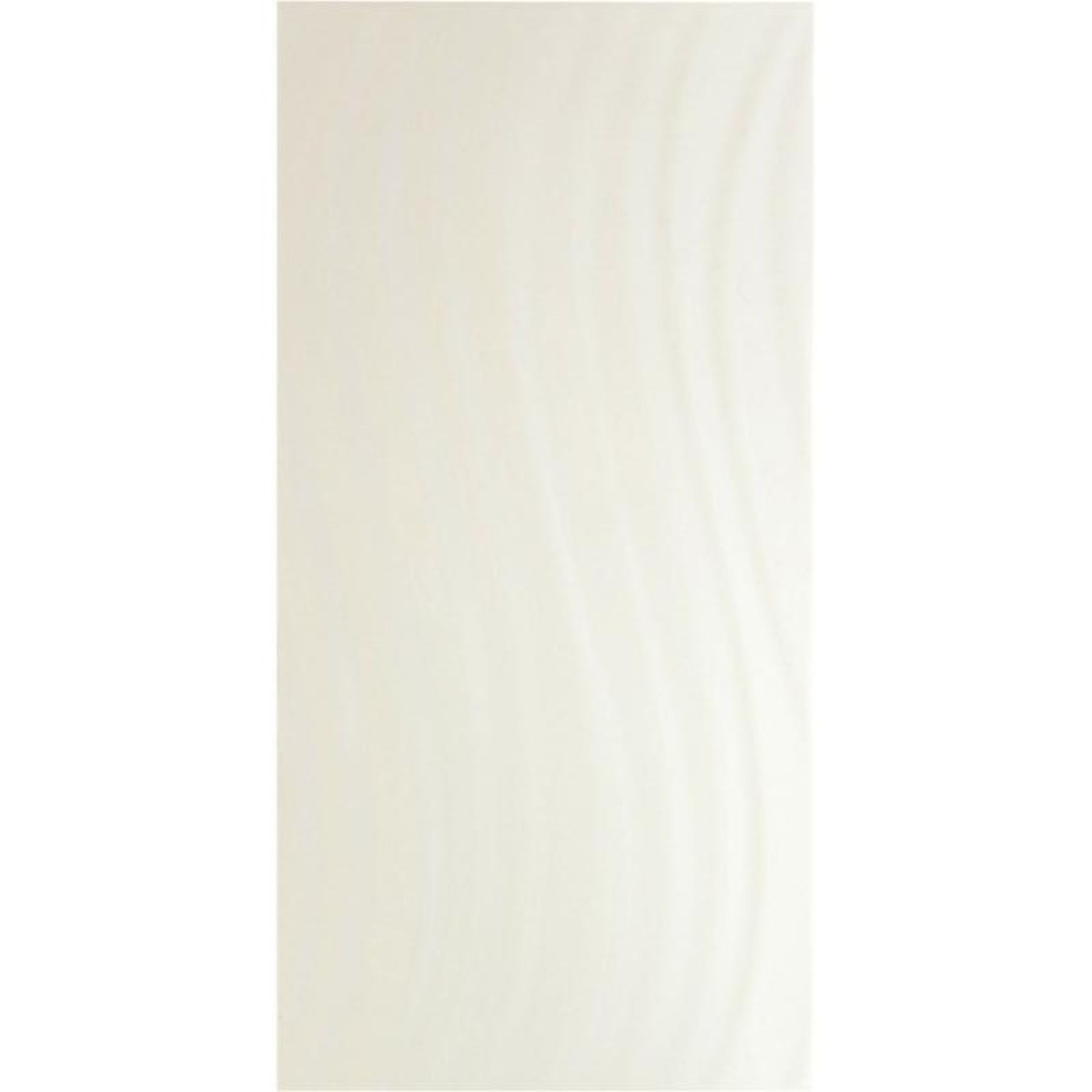 Плитка настенная Fortuna GT 39.8х19.8 см 1.58 м2 цвет белый