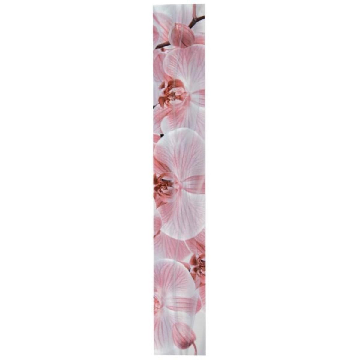 Бордюр Fortuna GT Princess «Орхидеи» 40х6 см