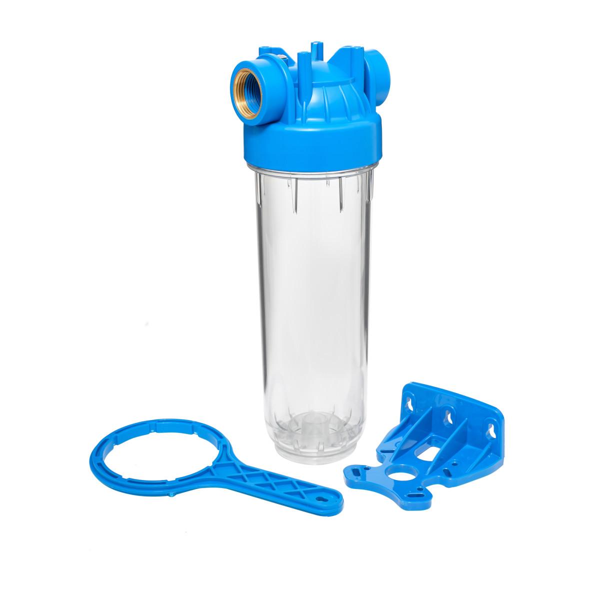 Магистральный корпус Аква Про 10SL для холодной воды резьба 1
