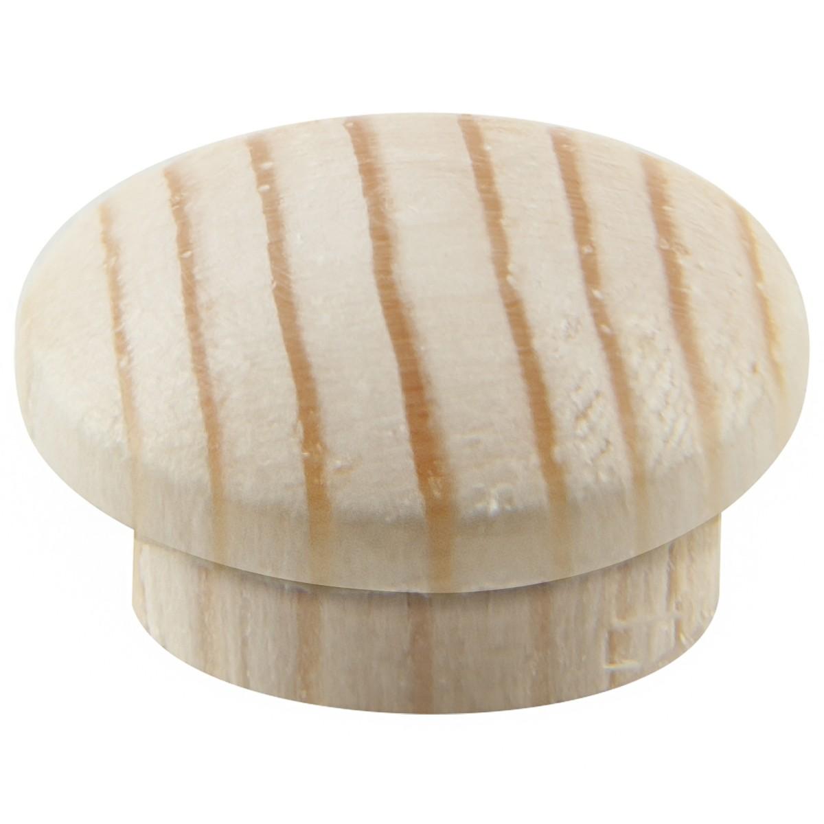 Заглушки деревянные 10 мм 25 шт.