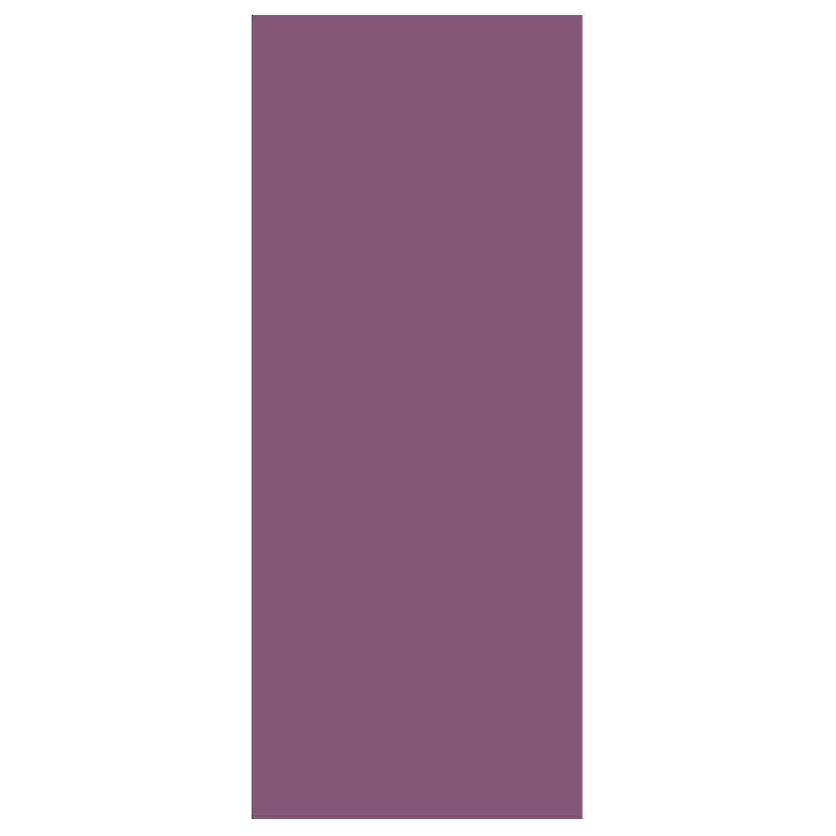 Дверь для шкафа Delinia «Слива» 30x70 см МДФ цвет сиреневый