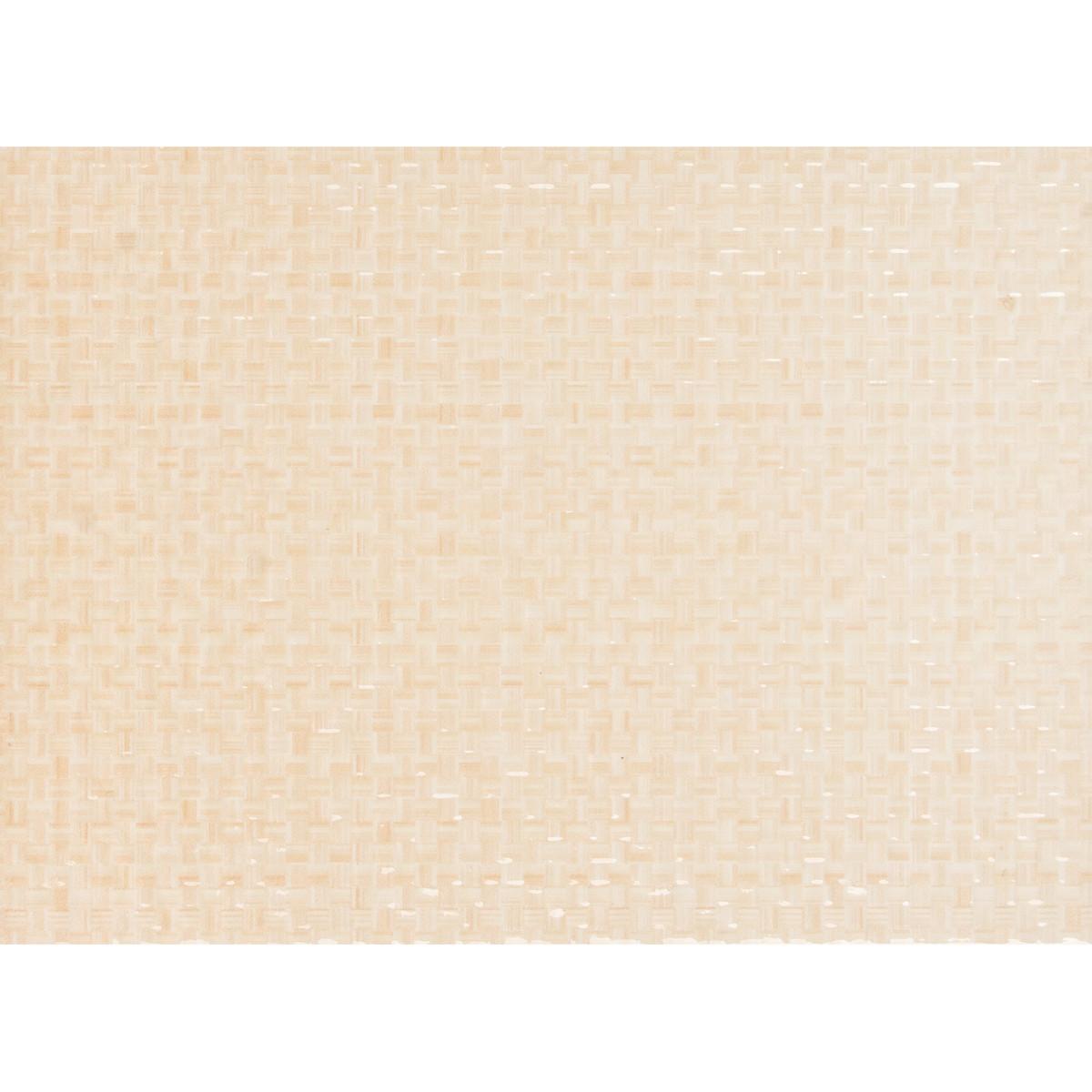Плитка настенная Космея 28х40 см 1.232 цвет светло-бежевый