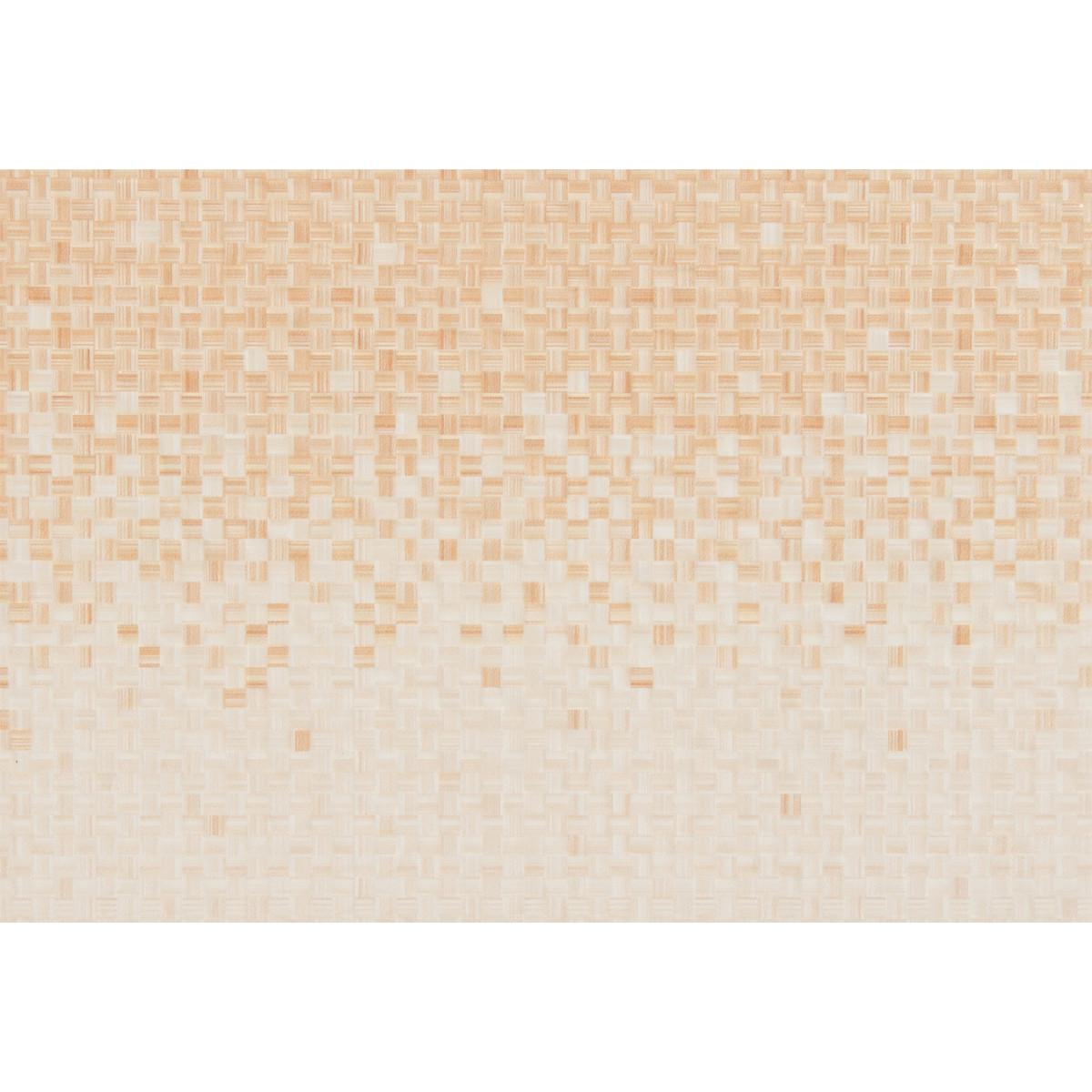 Плитка настенная Космея 28х40 см 1.232 цвет бежевый