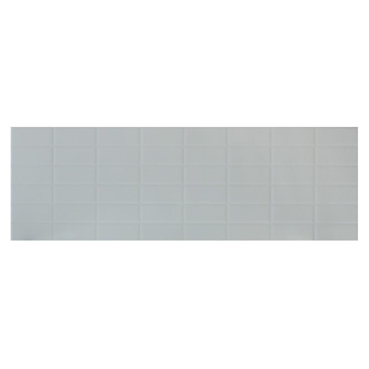 Плитка настенная Elle 60х20 см 084 м2 цвет белый