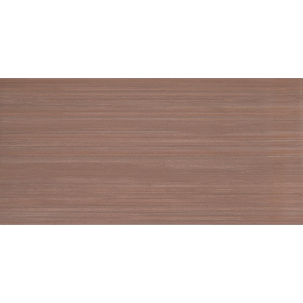 Плитка настенная Classics 20х40 см 1.2 м2 цвет коричневый
