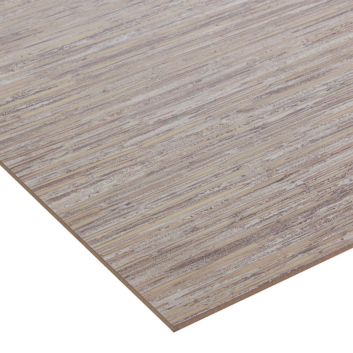 Стеновая панель №2042 300х0.6х60 см МДФ цвет бамбук