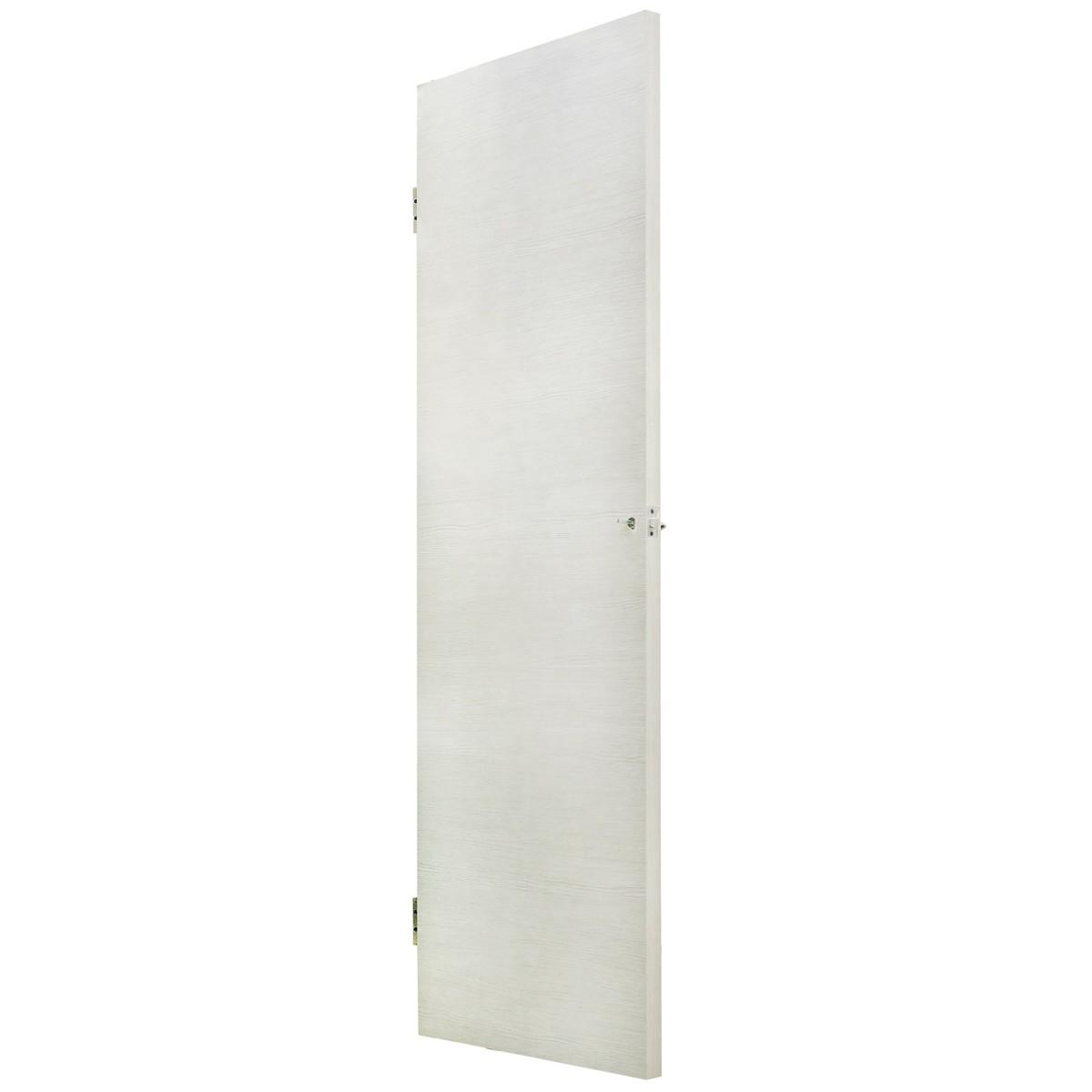 Дверь Межкомнатная Глухая Эклипс 70x200 Цвет Серый Дуб