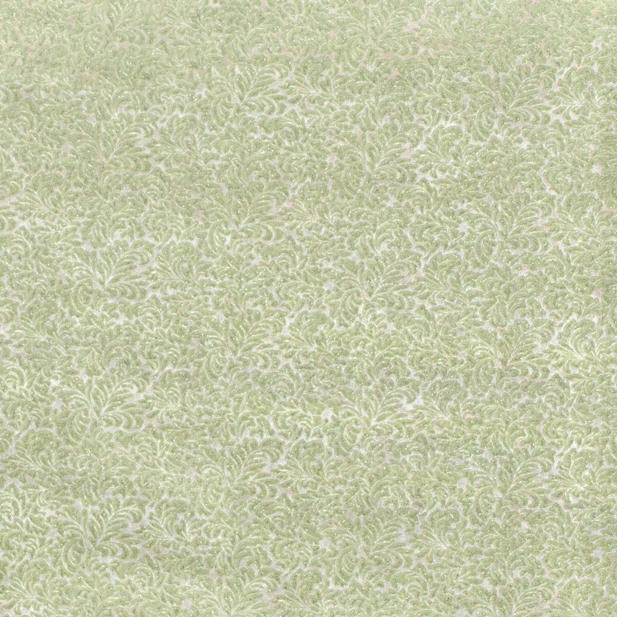 Обои на флизелиновой основе Джули 1.06х10.05 м цвет зеленый 4375-4