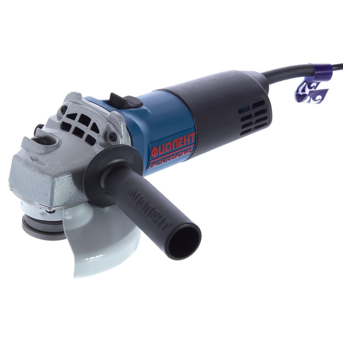 УШМ (болгарка) Фиолент МШУ2-9-125 900 Вт 125 мм
