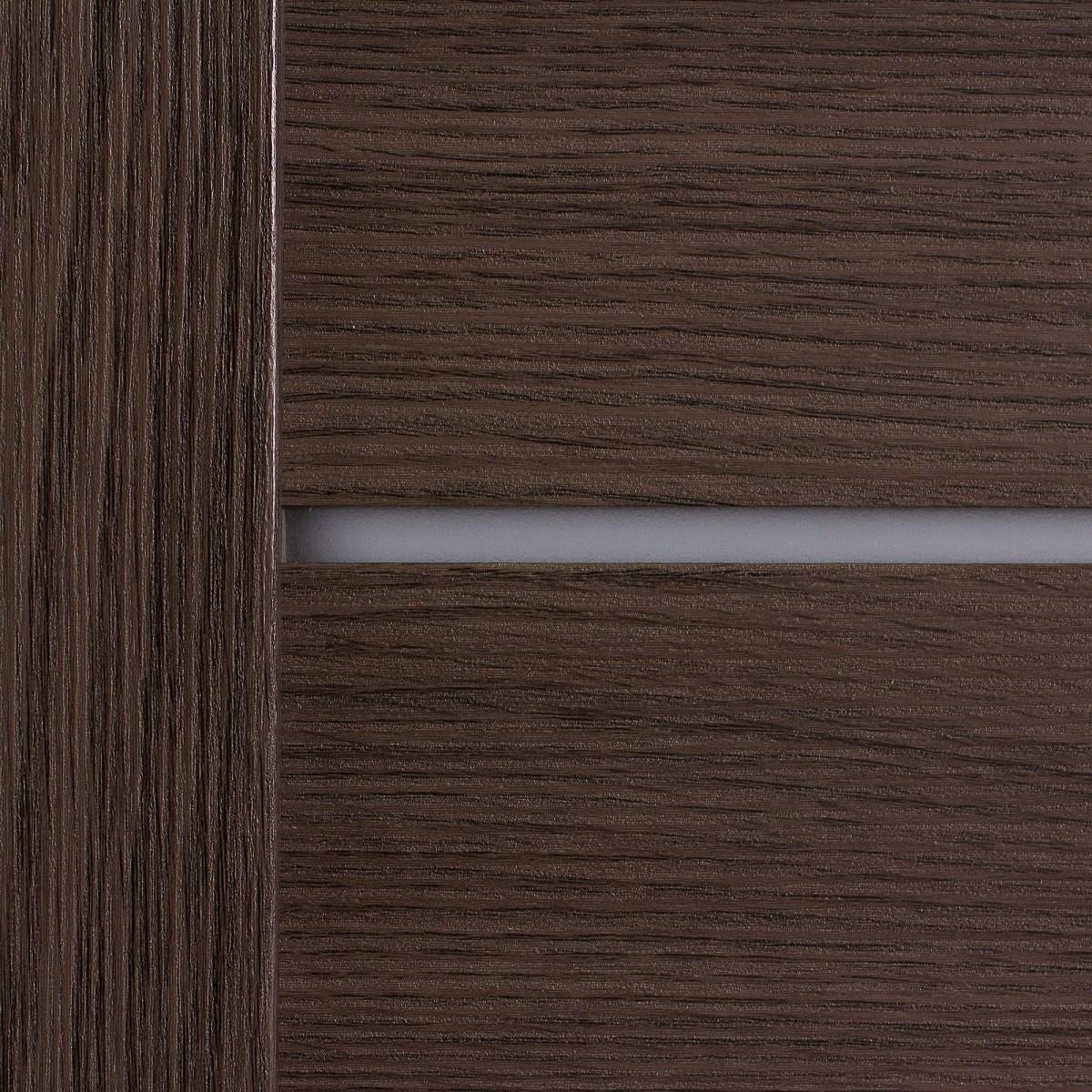 Дверь Межкомнатная Глухая Ницца 70x200 Пвх Цвет Дуб Неаполь С Фурнитурой