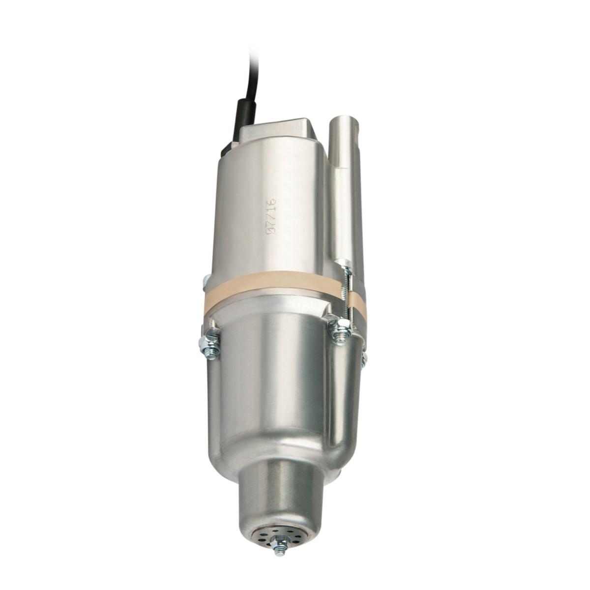 Насос садовый вибрационный Бавленец кабель 10 м 1600 л/час нижний забор