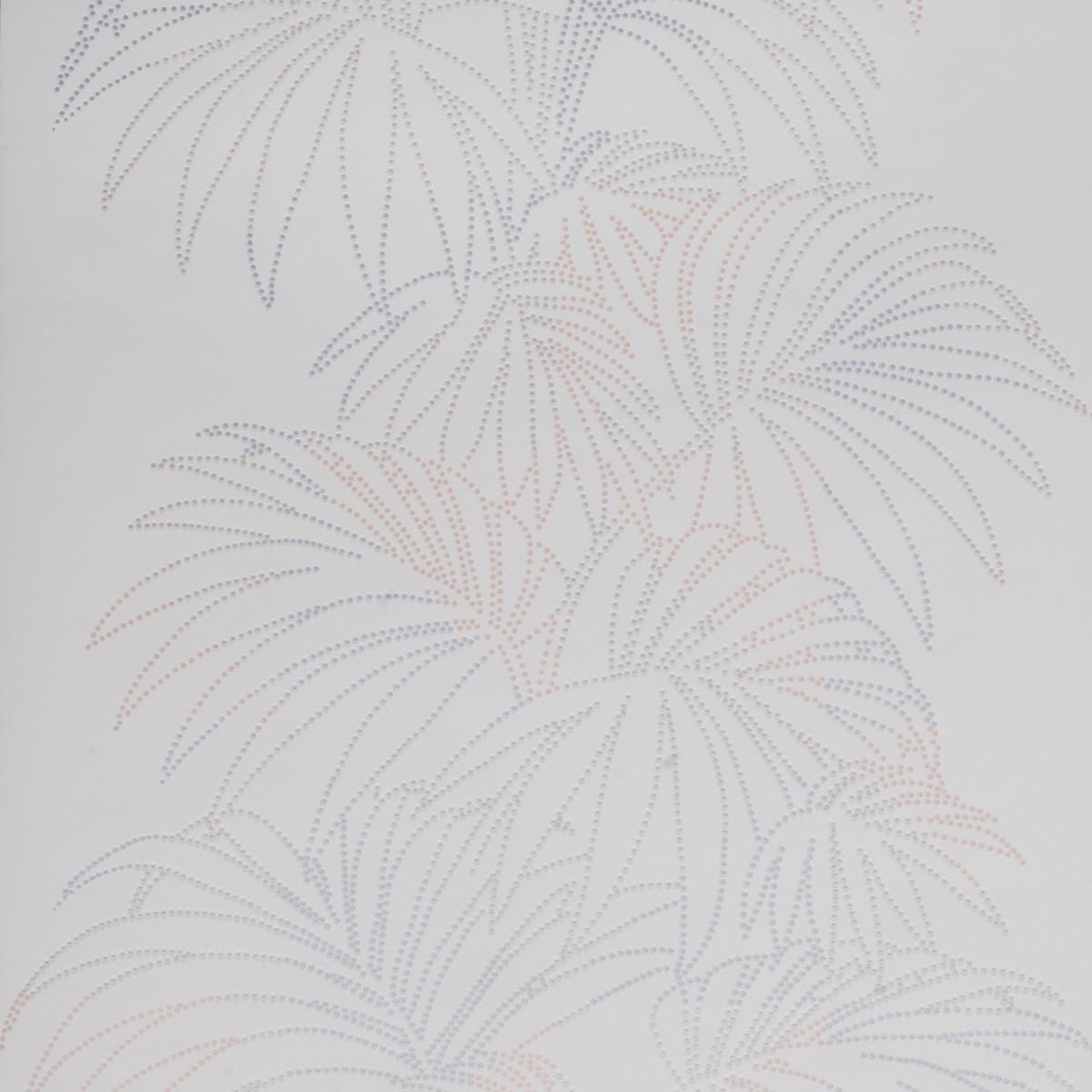 Обои флизелиновые Пальмы 0.53х10 м цвет белый АС 319984