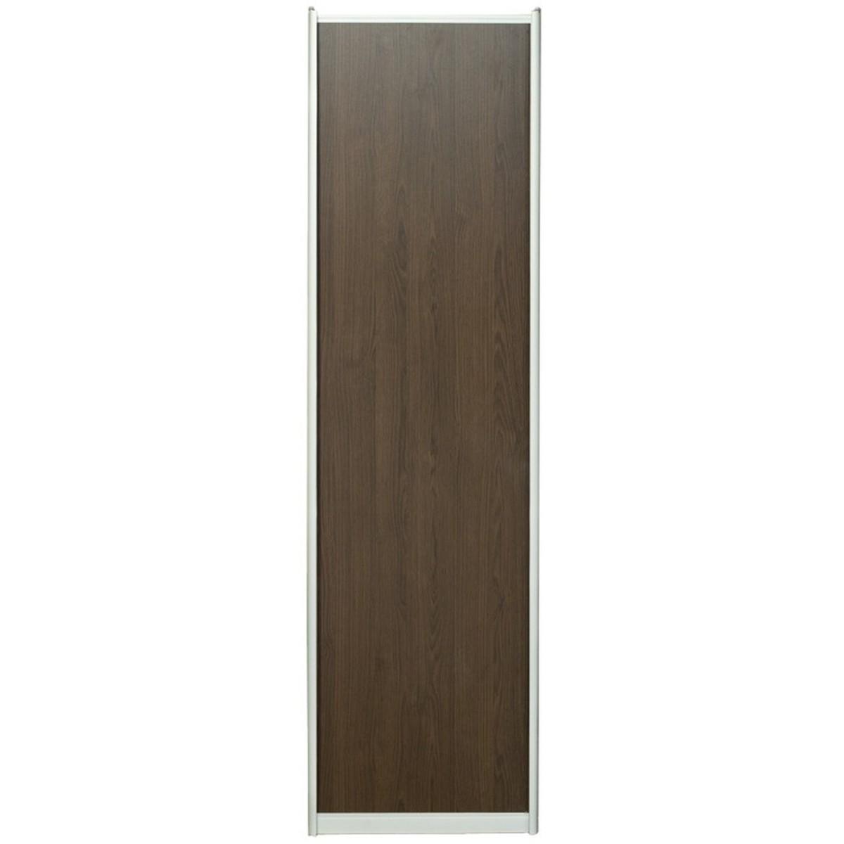 Дверь-купе Spaceo 2555х604 мм цвет венге