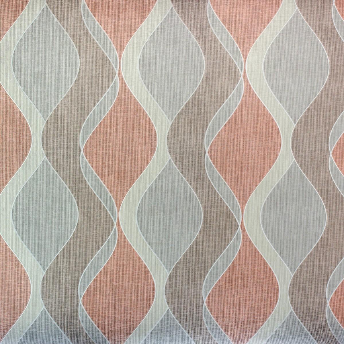 Обои флизелиновые 1.06х10 м графика цвет розовый ER 4183-04