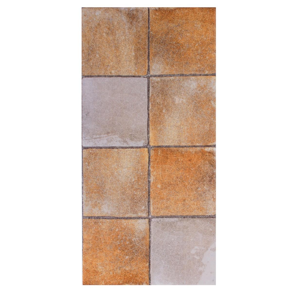 Плитка настенная Лофт 23-740 20х40 см 1.2 м2