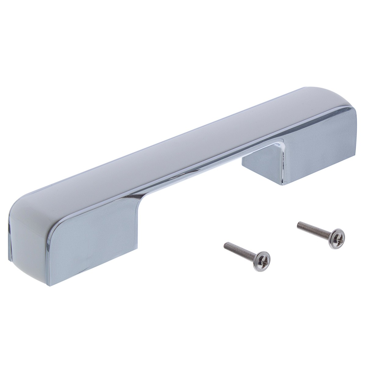 Ручка-Скоба Boyard Rs266cp/W4 160 Металл Цвет Глянцевый Хром