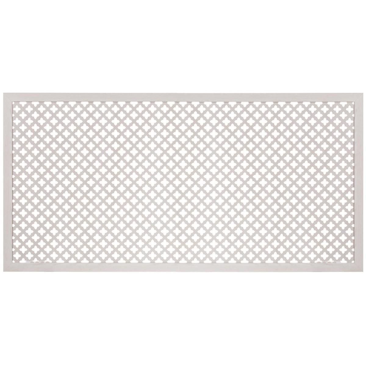 Экран для радиатора Лотос 60х120 см цвет клён