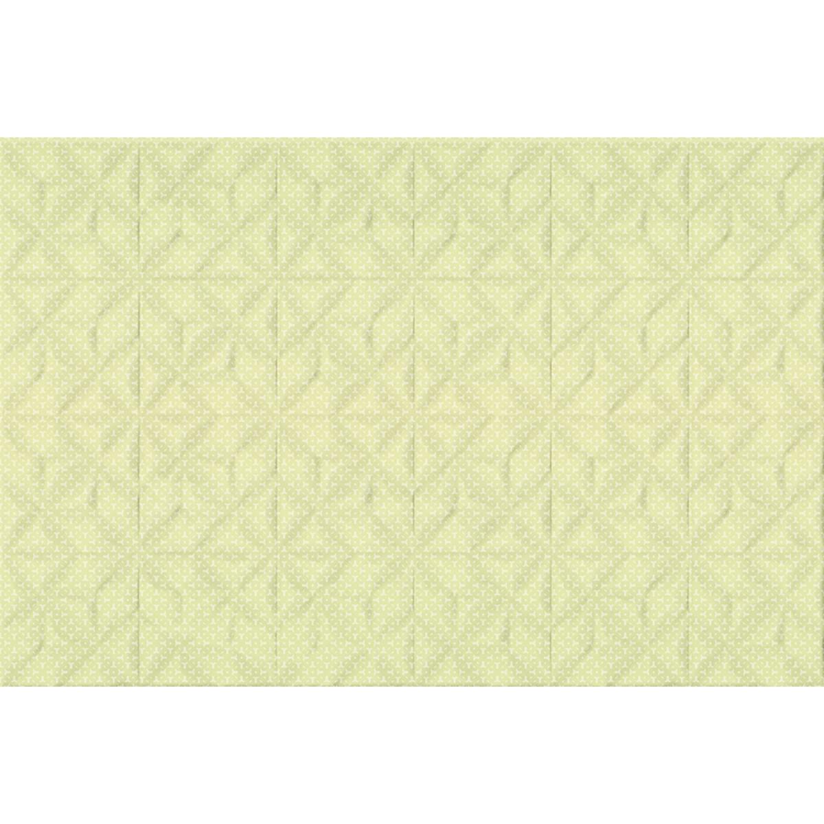 Плитка настенная Aster 30х45 см 1.35 м2 цвет зеленый