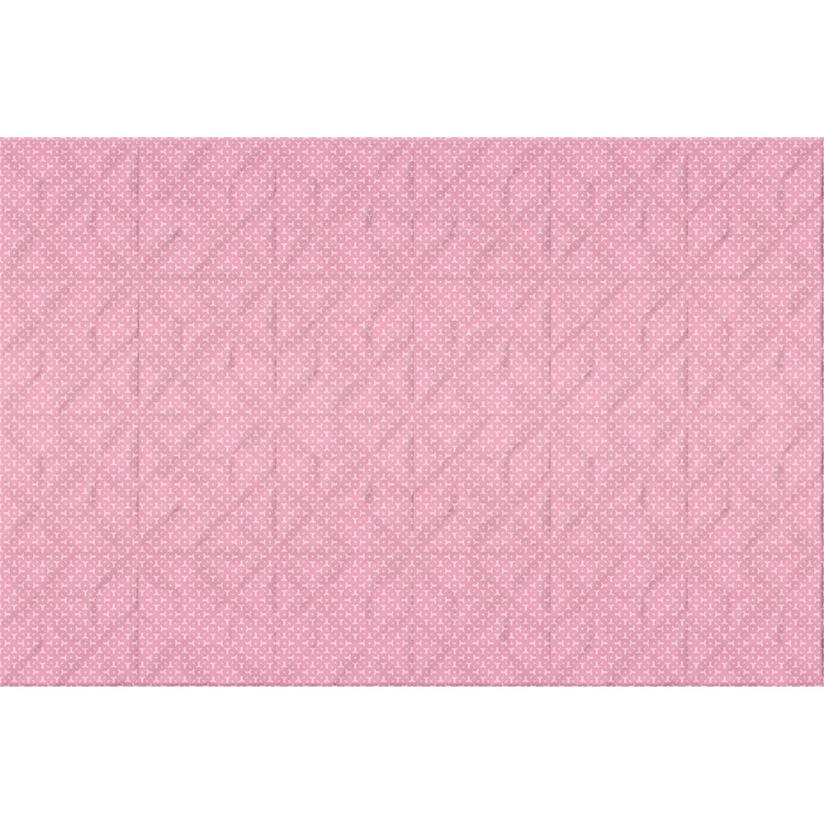 Плитка настенная Aster 30х45 см 1.35 м2 цвет розовый