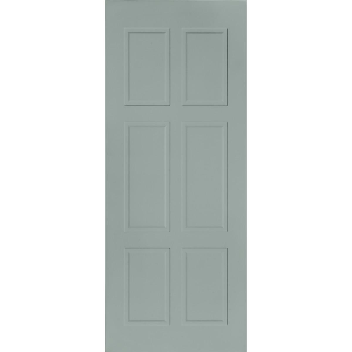 Дверь Межкомнатная Глухая Прованс 60x200 Эмаль Цвет Антрацит
