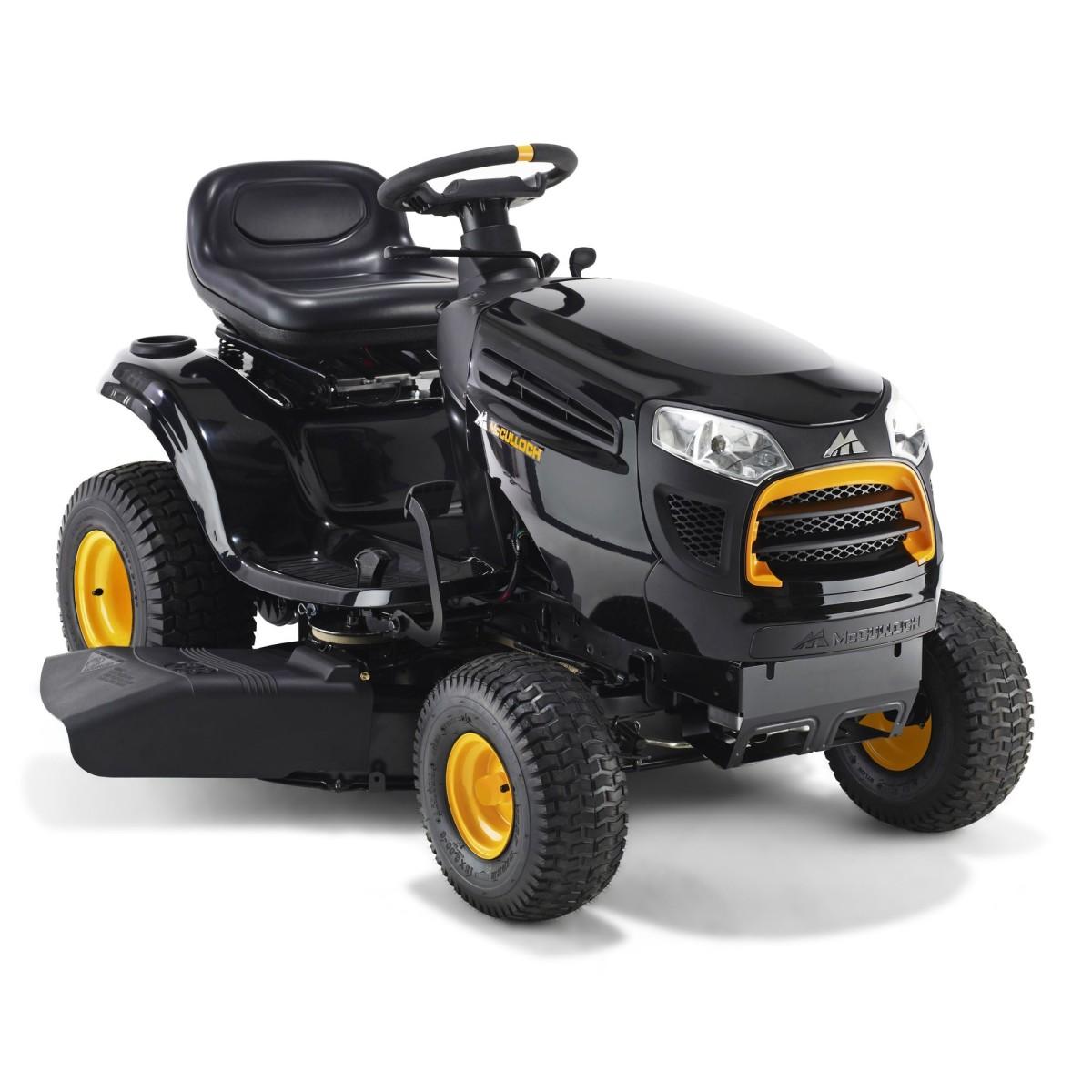 Трактор садовый MCCalloch M125-97T Powerdrive