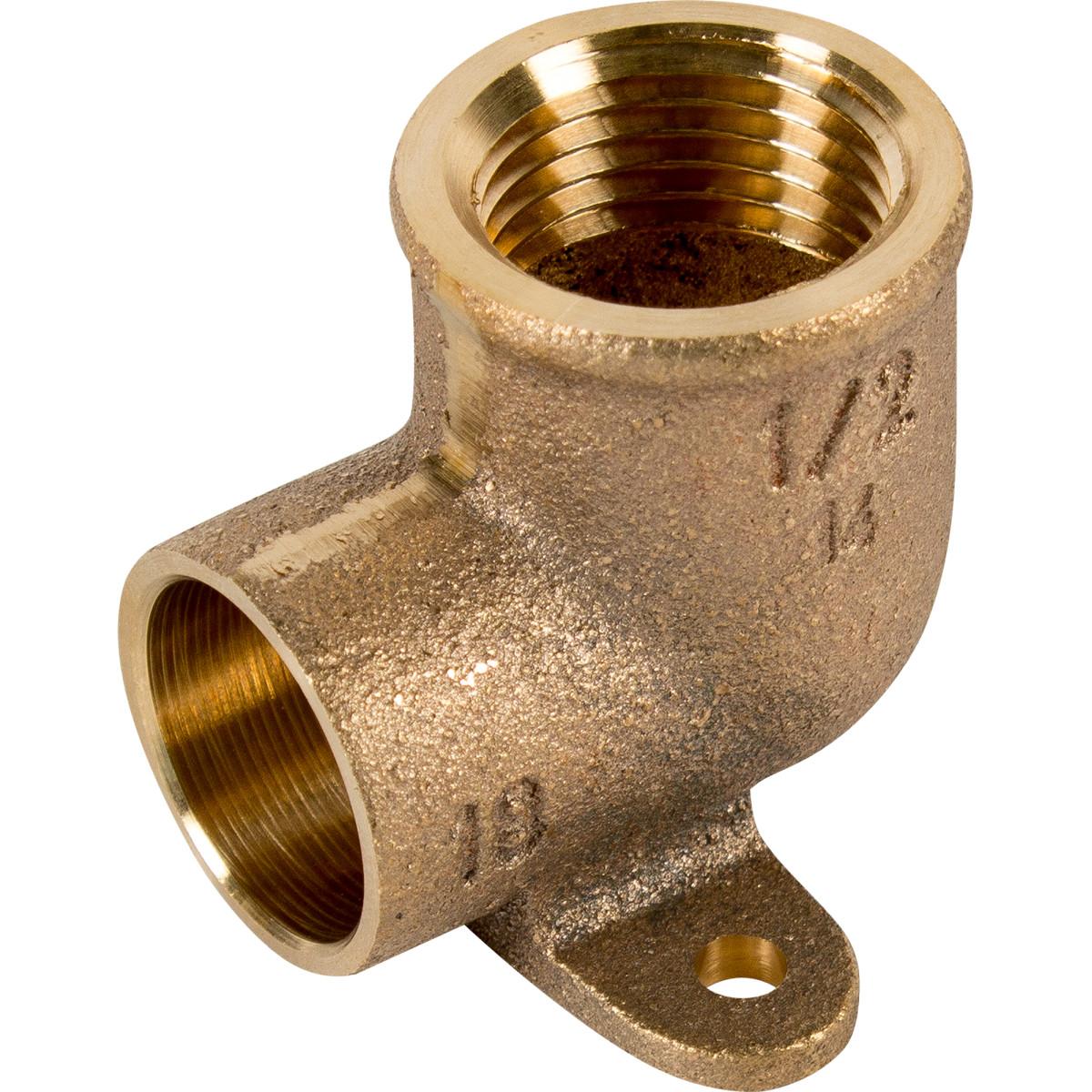Водорозетка Viega 18х1/2 внутренняя резьба медь