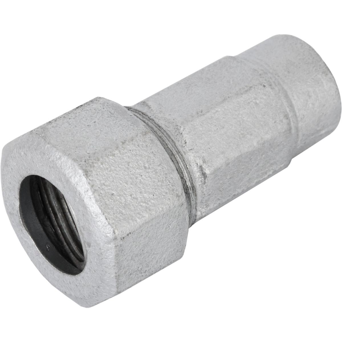 Муфта соединительная внутренняя резьба 1/2 мм