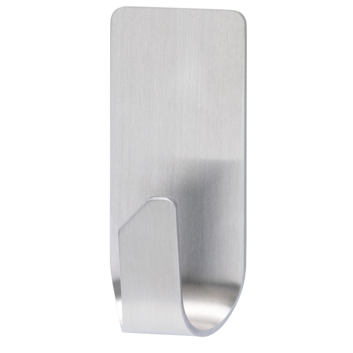Крючок водостойкий Powerstrips до 2 кг цвет белый 1 шт.