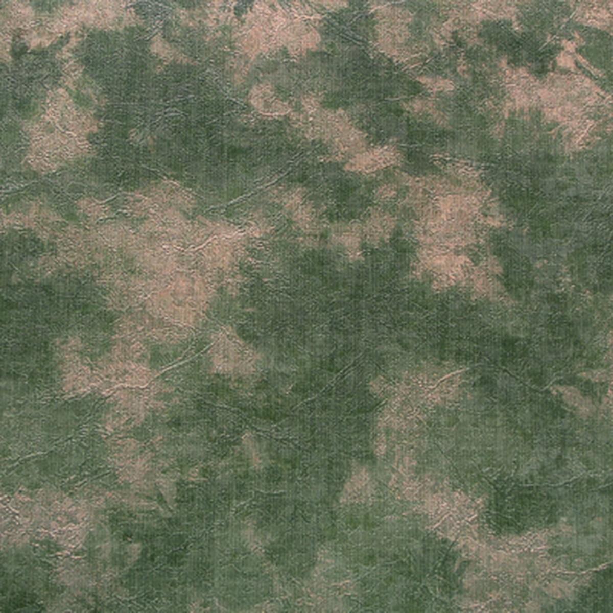 Обои виниловые Прима 0.53х10 м фон зеленый Эл 25205