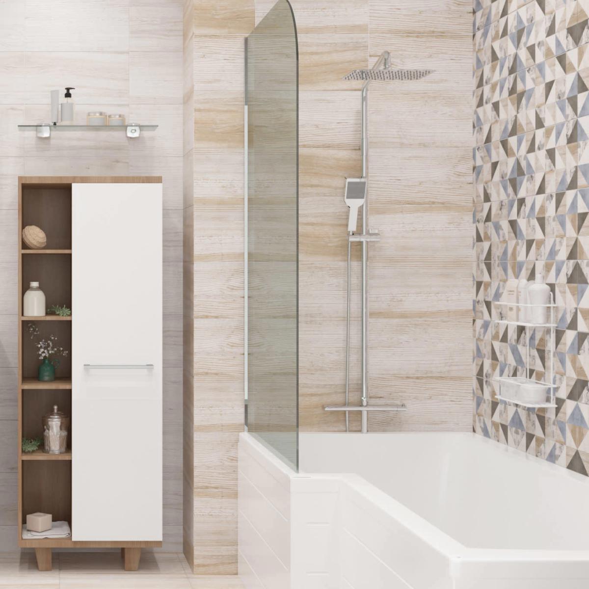 Плитка наcтенная Шервуд 20х40 см 1.58 м2 цвет бежевый