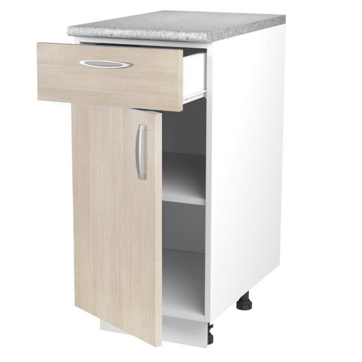 Шкаф напольный Сосна Карелия 40 см