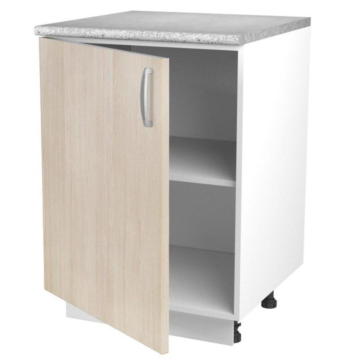 Шкаф напольный Сосна Карелия 60 см