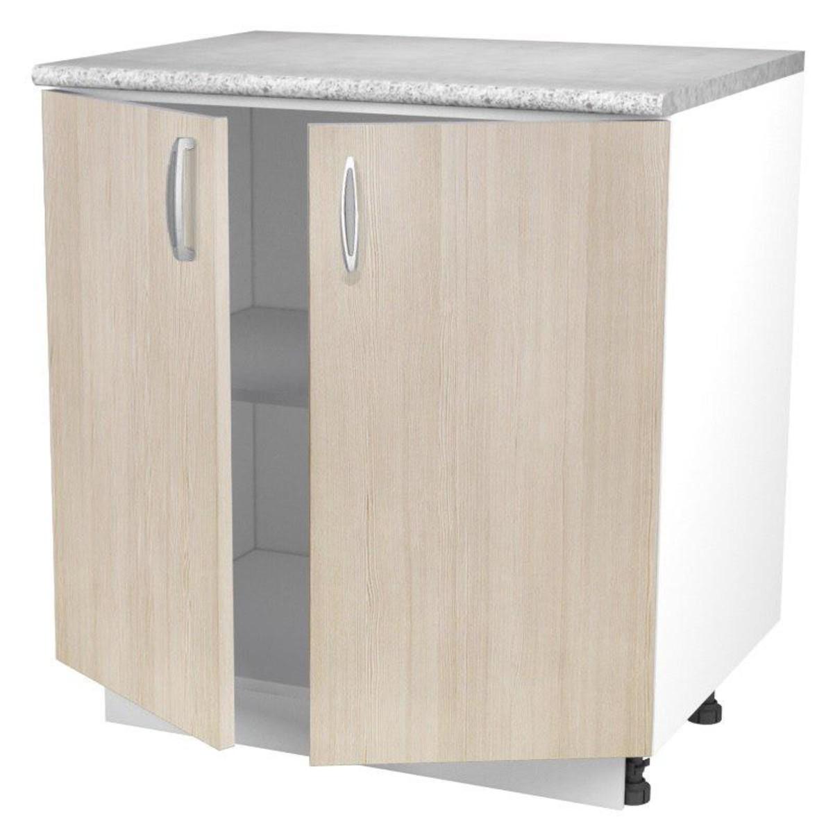 Шкаф напольный Сосна Карелия 80 см
