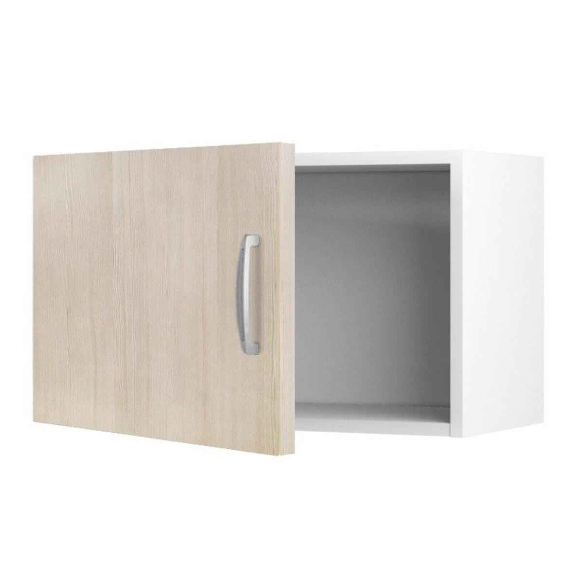Шкаф навесной над вытяжкой Сосна Карелия 60 см
