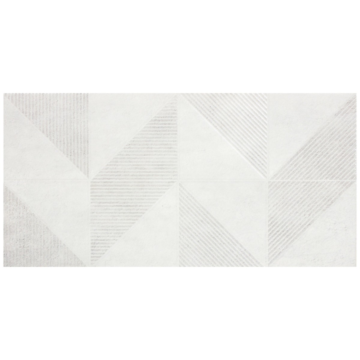Декор «Скарлет 2» 30х60 см 1.62 м2 цвет светло-серый