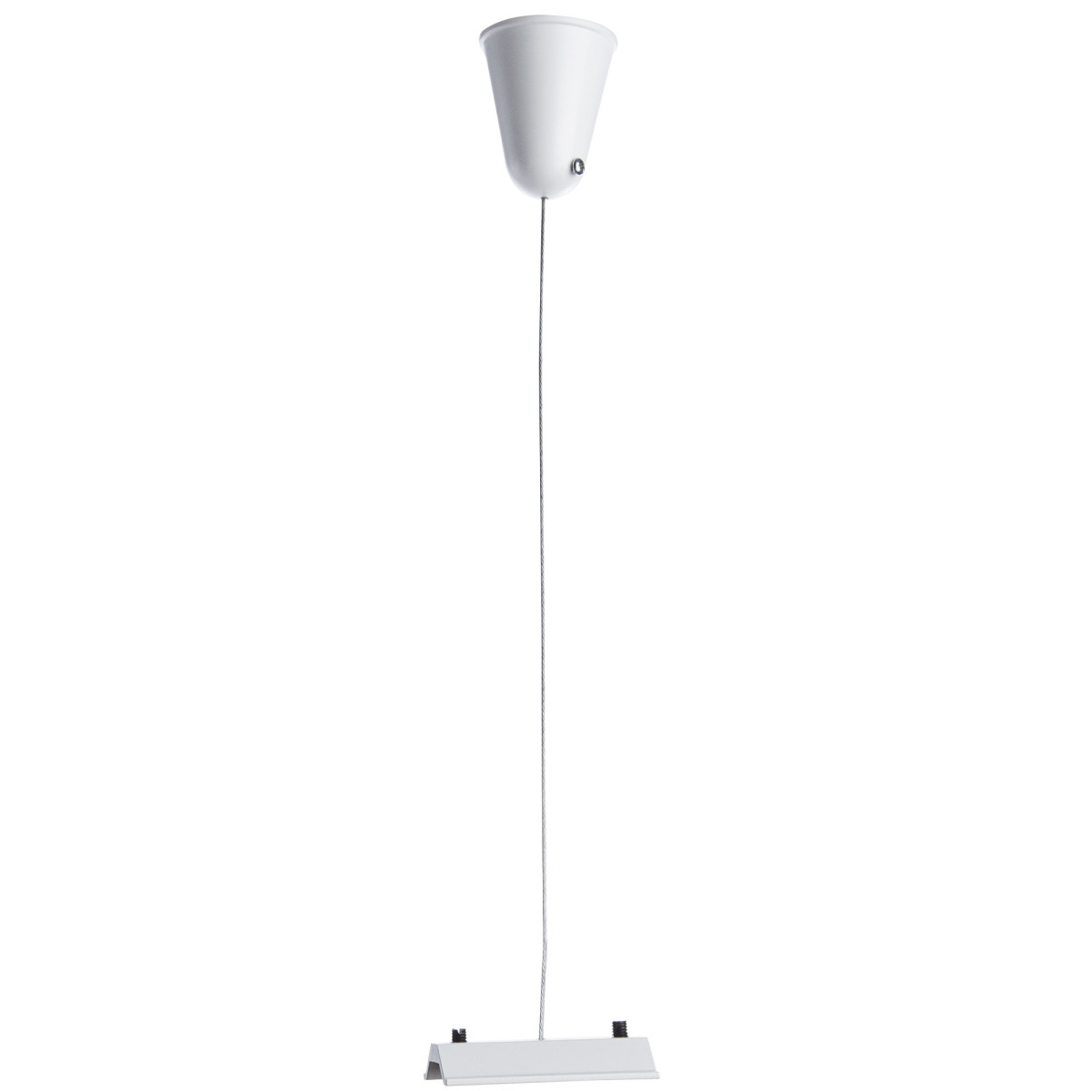 Кронейн-Подвес Для Трекового Шинопровода 1 М Цвет Белый