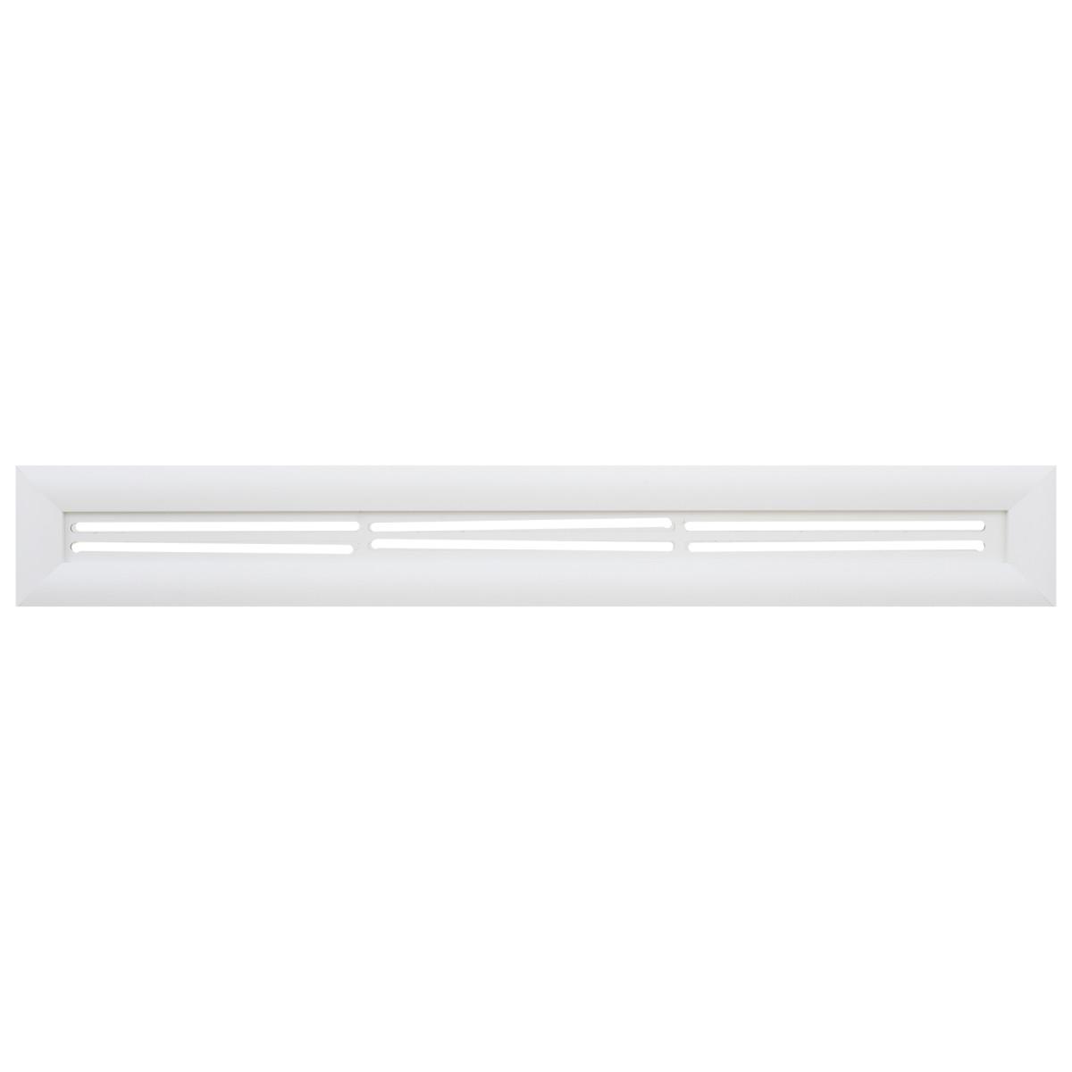 Крышка для экрана универсальная 120 см цвет белый