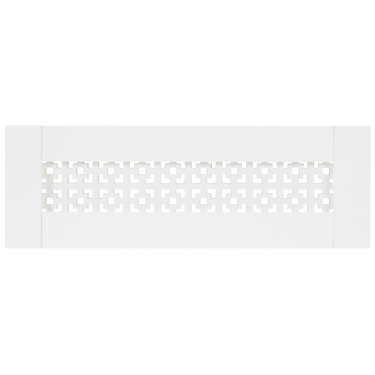 Крышка для экрана Конструктор 50х17 см цвет белый